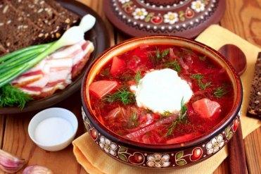Un Guide Regional De La Cuisine Ukrainienne Le Conseil Du Peco