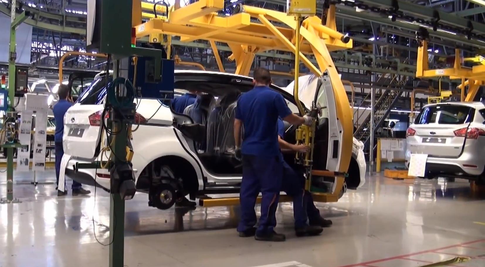 Ford va recruter 1,700 personnes pour une usine en Roumanie