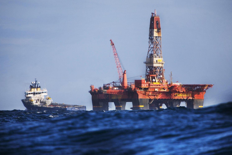 Le géant pétrolier français Total entame son troisième forage de gaz et de pétrole au large de la côte bulgare